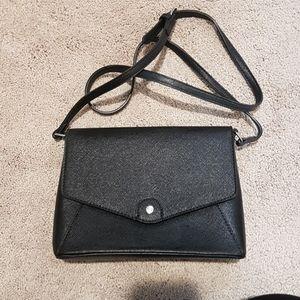 Kate & Alex black shoulder purse